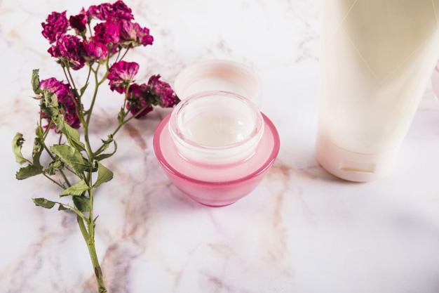 flores se usan para hacer cosméticas