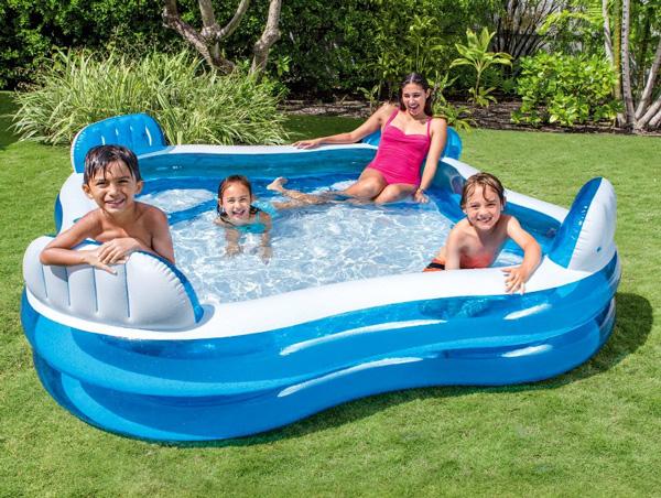 piscina pequeña hinchables