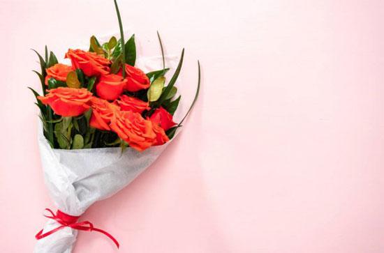 regalar ramo de rosas